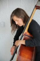 Sue Williams, bass