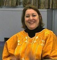 Annette Lipson, drums
